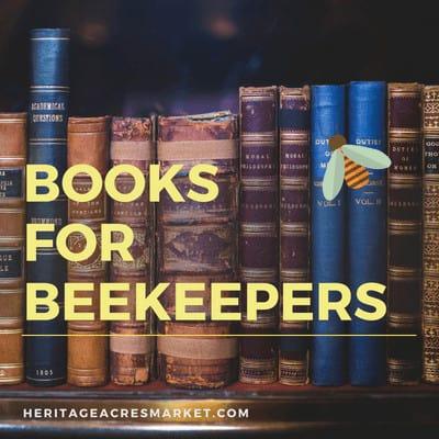 12 Best Beekeeping Books