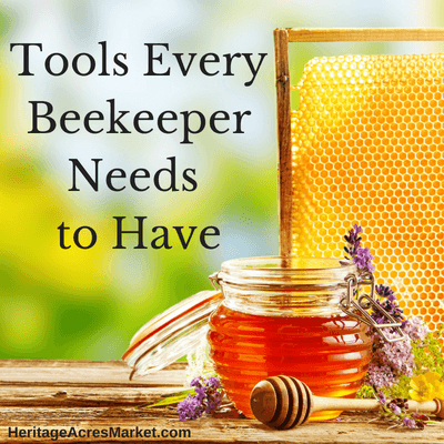 Tools Every Beekeeper Needs To Have