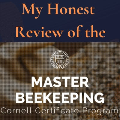 Review of the eCornell Master Beekeeping Online Certificate Program