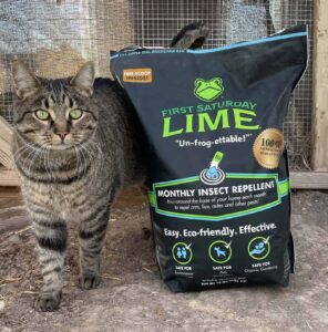 First Saturday Lime: How To Use This Insect Repellant And Deodorizer Around The Farm And Garden 6